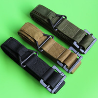 Tactical Military Equipment Instructors Gun Belt for outdoor army training, or casual/duty wear, free shipping