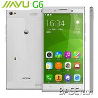5.7 Inch Octa core OTG NFC 13MP Metal Frame 2G +32G Android 4.2 phone Jiayu JY G6 G6+ OGS IPS 1920*1080 mtk6592 1.7Ghz wcdma GPS