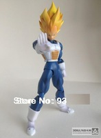 New Arrival ! Dragon Ball Series , Super SAIYA Vegeta Garage Kits Action Figure Models, Can be assembled freely by yourself