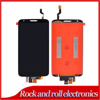 black/white 100% Test Free shipping for LG Optimus G2 D802 LCD Display With Touch Screen Digitizer Assembly