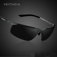 Men TOP Brand 6806 Aluminum Magnesium Alloy Polarized Sunglasses Driver Mirror Sunglasses Male Fishing Women Eyeglasses