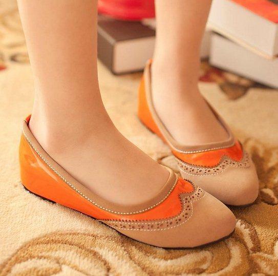 Free shipping flats shoes casual fashion lady sexy dress women footwear P4735 hot sale EUR size 34-45 ZL050(China (Mainland))