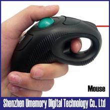 wholesale wireless handheld trackball mouse
