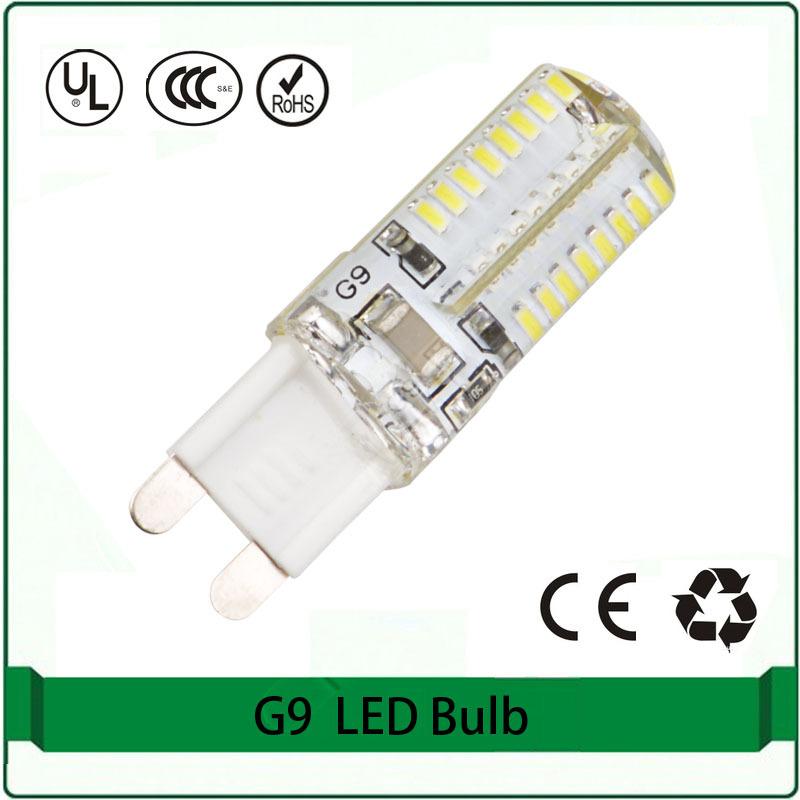 5 pieces G9 led light 64 pcs 3014 smd led g9 bulb light 3w g9 led bulb light g9 2700k(China (Mainland))