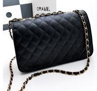 #5 women handbag  chain handbags woman shoulder bags cc bag brand black and white