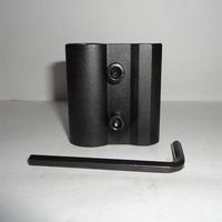 Bracket Barrel aluminum alloy Mount Holder Fr Flashlight Torch Laser Scope Sight