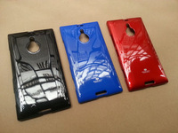 Wholesale free shipping  - Mercury GOOSPERY color Pearl Jelly cases TPU cases for  Lumia 1520