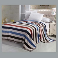 200cm*230cm  2014 summer air conditioner blanket high grade flannel blankets 72