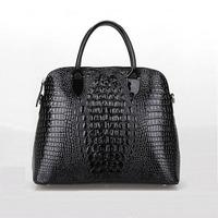New genuine leather bag hot shoulder bag fashion women messenger bags alligator pattern tote crossbody bag trendy women handbag