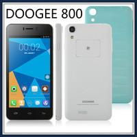 Original DOOGEE VALENCIA DG800 4.5'' Android 4.4 MTK6582 Quad Core 8GB ROM 1GB RAM Gesture Sensor Dual Camera WIFI Smartphone