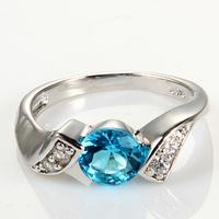 JA-6195, 5 colors Wholesale Summer New Stylish Vintage Sexy Girl's  anillos de plata jewelry ring