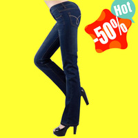 2014 Slim Figure Pencil Denim Jeans Sexy Woman Jeans