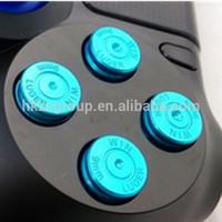 Wholesale price bullet button mod kit parts for ps4 controller repair parts