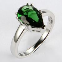 JA-6196,4 colors Wholesale Summer New Stylish VintageJoyas de plata With Rhodium Plated Ring