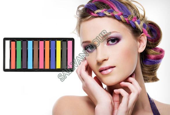 Pastel cheveux couleur de la teinture pour les cheveux #12 sv001831