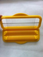 48sets/lot Hot Sale perfect Kitchen helper hot dog helper slicer cutter chopper