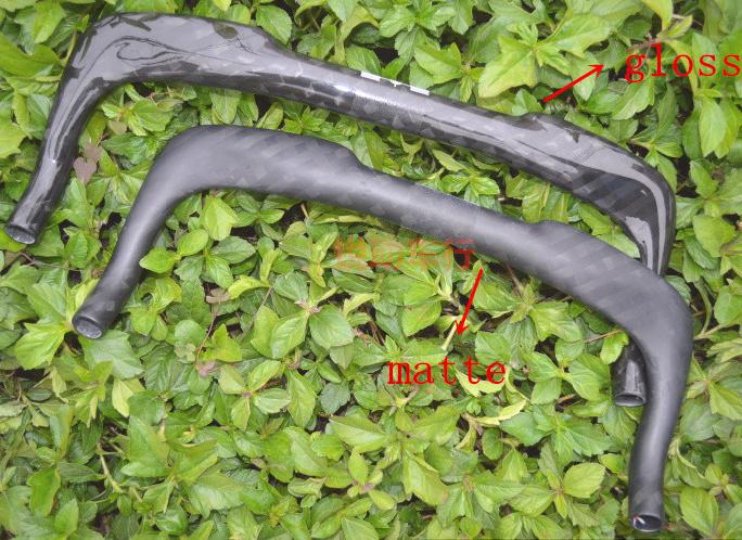 new arrival full carbon fiber aero TT handlebar rest handlebar matt road bicycle bars matte finish