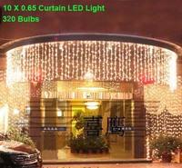 luminaria 10m*0.65m  360 SMD LED STRING Strip Holiday Fairy LIGHT For Party Christmas Wedding EU/US/AU/UK Plug 110V 220V