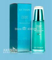 1pcs Oceanic extract hydrating Moisturizing toner 120ml whitening anti-aging wrinkles Face Care water free shipping