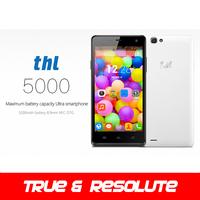 "Gift Case ThL 5000 MTK6592 Octa Core Cell Phone 5000mah Battery 5.0"" 1080P Coning Gorilla Glass 3 RAM 2GB ROM 16GB 13.0MP NFC"