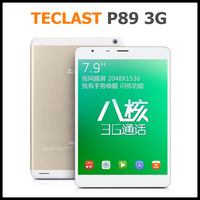Original Teclast P89 3G MTK8392 Octa Core Tablet PC 7.85 inch IPS Retina Screen 2048X1536 Bluetooth GPS built-in 3G 2G RAM 16GB