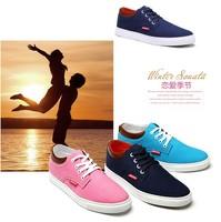 2014 new unisex canvas shoes   classic Canvas Shoes,Lace up women&men Sneakers,lovers shoes,students lace up shoes