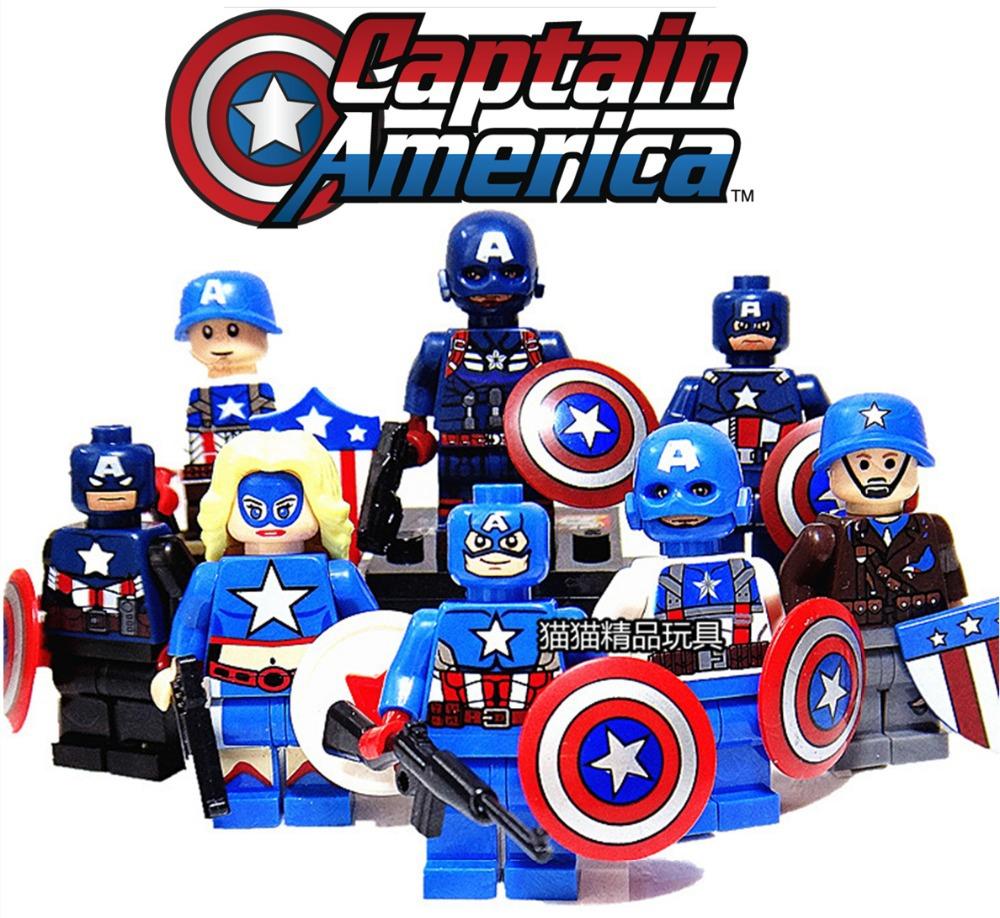 New Lego Sets 2015 8pcs Set 2015 New Marvel