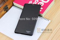 3*Gifts Original LOGO Lenovo K910 S930 S960 smart flip cover single windows open protective leather cases for lenovo s960