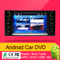 Capacitive Pure Android 4.1 TOYOTA Daihatsu Terios Eco 2din car dvd player with GPS,3G Wifi Navigation,ipod,stereo,radio,usb,BT