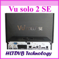 Satellite Receiver vu solo 2 se 2 x DVB-S2 tuners update from mini vu solo2 will not be bomb1300 MHz processor dhl free shipping