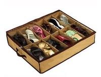 Free Shipping 1pcs/Lot Transparent Shoes Storage Box WaterProof /Home Storage box/ shoe box #9302