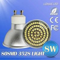 1pcs 2014 new design 220v/240v led spotlight 4w/5w/6w/8w led lamps 120 degree beam angle for ceiling lighting