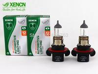 2PCS New XENCN H13 9008 12V 60/55W 3200K P26.4t Original Spare Part Light Car E4 Bulb Germany OEM Auto Lamp Halogen UV Headlight