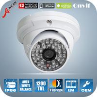 Best-selling ! Anran HD Dome Indoor CCTV Camera 1200TVL IR-CUT 48 IR Night Vision Security Camera Video Surveillance with OSD