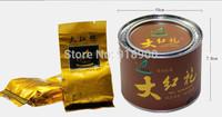 Min order 5 pcs Top grade Chinese Wuyi Cliff Tea  Big Red Robe oolong tea the original gift tea  China healthcare Dahongpao Tea