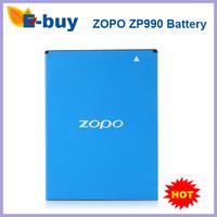 in stock Original ZOPO Battery for ZOPO ZP990 3000mAh  Free Shipping