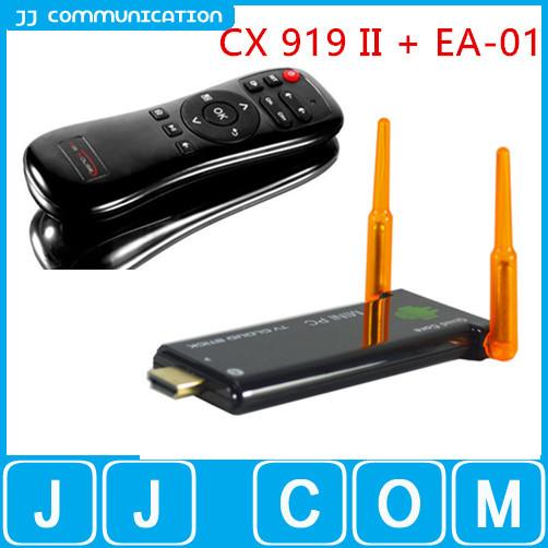 J22 Quad Core TV Box Stick Media Player Google Android 4.2.2 RK3188 2GB RAN 8GB WIFI 1080P HDMI Smart TV Dongle+EA-01 Air Mouse(China (Mainland))