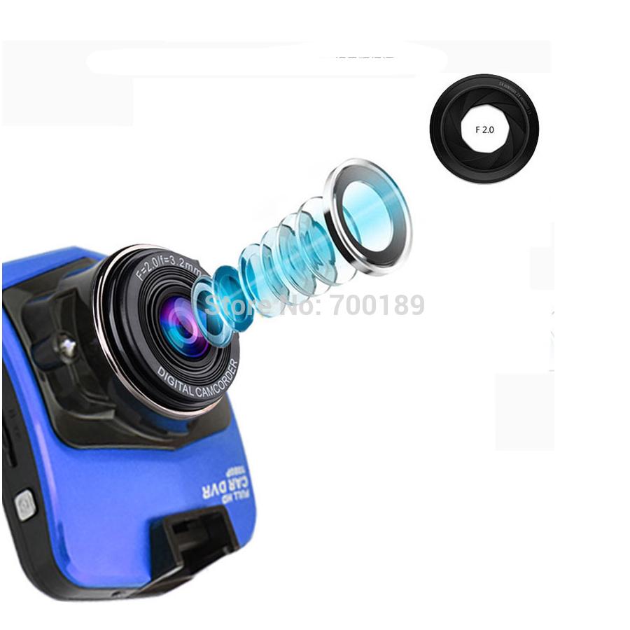Novatek mini car camera dvr parking recorder video registrator camcorder full hd 1080p night vision dvrs