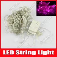 300 led 30m LED String Lights Christmas Tree Lights Party Wedding Home Luminaria Decoration Lamps AC 110V/220V With EU/US Plug
