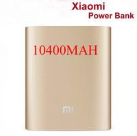 free shipping  Xiaomi Power Bank 10400mAh For Xiaomi M2 M2A M2S M3 Red Rice Smartphone