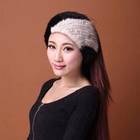100% Real Mink Fur Scarf, Natural Mink Fur knitted Muffler, Fur Collar, Women's Hair Mink Fur Band  CPA Free shipping, SU-14029