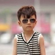 Fashion Boys sunglasses Kids anti-uv glasses beautiful sun shading glasses lovely children accessories 1pc  EG002