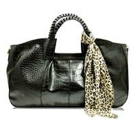 New 2014 Fashion Crocodile Women Patent Pu Leather Handbags Desigual Women Messenger Bags Lady Totes Shoulder Bags bolsas