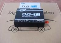 Car DVB T2 Mobile Digital TV Box External USB DVB-T2 Car H.264 MPEG4 TV Receiver Russian&Europe&Southeast Asia Free shipping