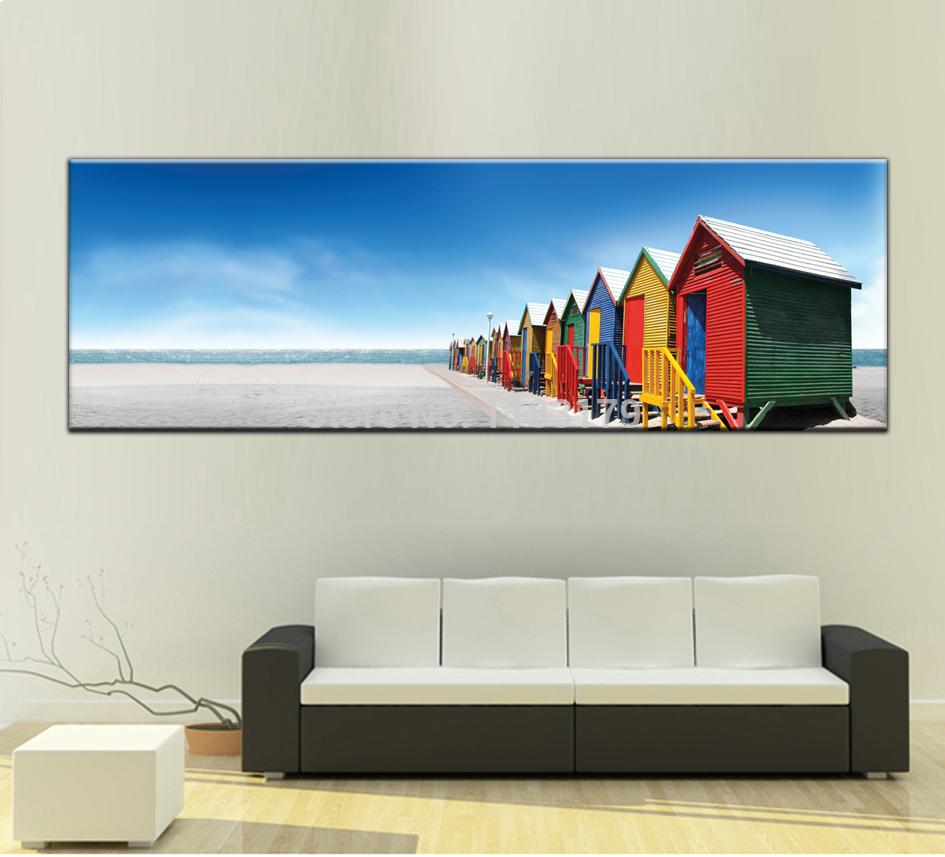 Online kopen wholesale beach house decor uit china beach house decor groothandel - Decoratie woonkamer aan de muur ...