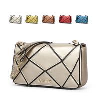 2015 luxury designer brand women bag genuine leather ladies bolsas crossbody shoulder bag patchwork bolsos women messenger bags