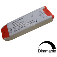 10pcs/lot 0/1-10V / PWM/ 0-100K resistor 3in1 dimming constant current 23-42V 1050mA 44.1W dimmable LED driver