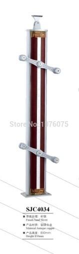 SJC4034CustomizeAL-MG ALLOY stair armrest fence guardrail railing AL-MG ALLOY SERIES(China (Mainland))