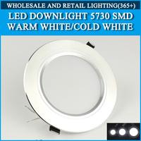 LED Downlight 5730SMD 10W 15W 20W Warm white/cold white AC165-265V