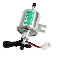 Universal 12V Heavy Duty Electric Fuel Pump Metal Intank Solid Petrol 12 Volts